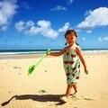Новый 2016 летняя мода хлопок лаки-лаки комбинезон высокое качество бобо выбирает комбинезон творческий kawaii вс-топ мальчик и девочка одежда