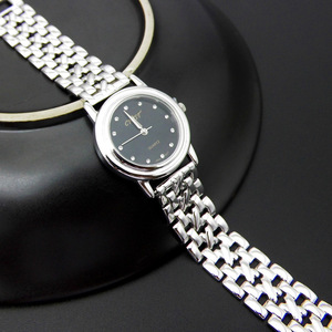 Image 1 - S925 Sterling Silver Fashion Simple Retro Thai Silver Ladies New Watch Bracelet Detachable Section