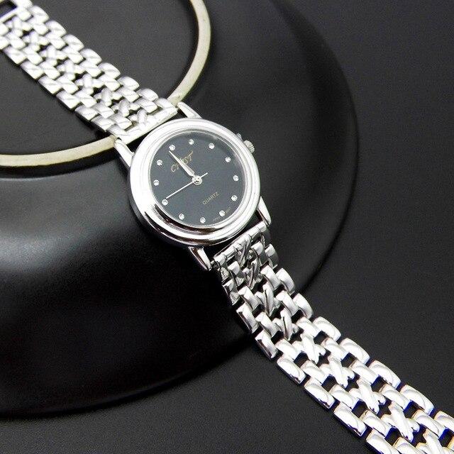 S925 スターリングシルバーファッションシンプルなレトロタイシルバーレディース新腕時計ブレスレット取り外し可能なセクション