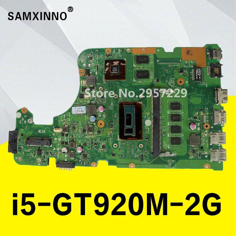 original mainboard For ASUS X555LD X555LP X555LJ X555LDB X555LB X555LN X555LF X555L I5 laptop motherboard tested 100% work for asus laptop motherboard x555ld x555l x555ld f555ld x555ln x555ldb rev 3 1 mainboard with i7 cpu gt840m 2g 100% tested