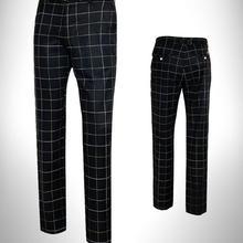 4c528624ae 2019 NOVOS Homens respirável calças de golfe PGM mult-cores Elásticas  Calças calças Dos Homens