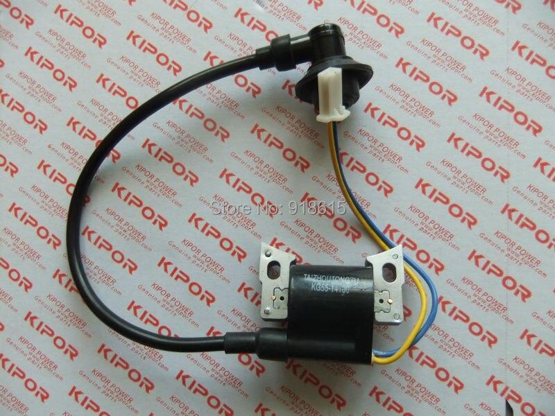 Free Shipping IG1000 Kipor High voltage magneto magnetor ignition coil suit for kipor generator free shipping high voltage dali dimmer