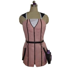 2017 Kingdom Hearts Kairi Dress Cosplay Costume