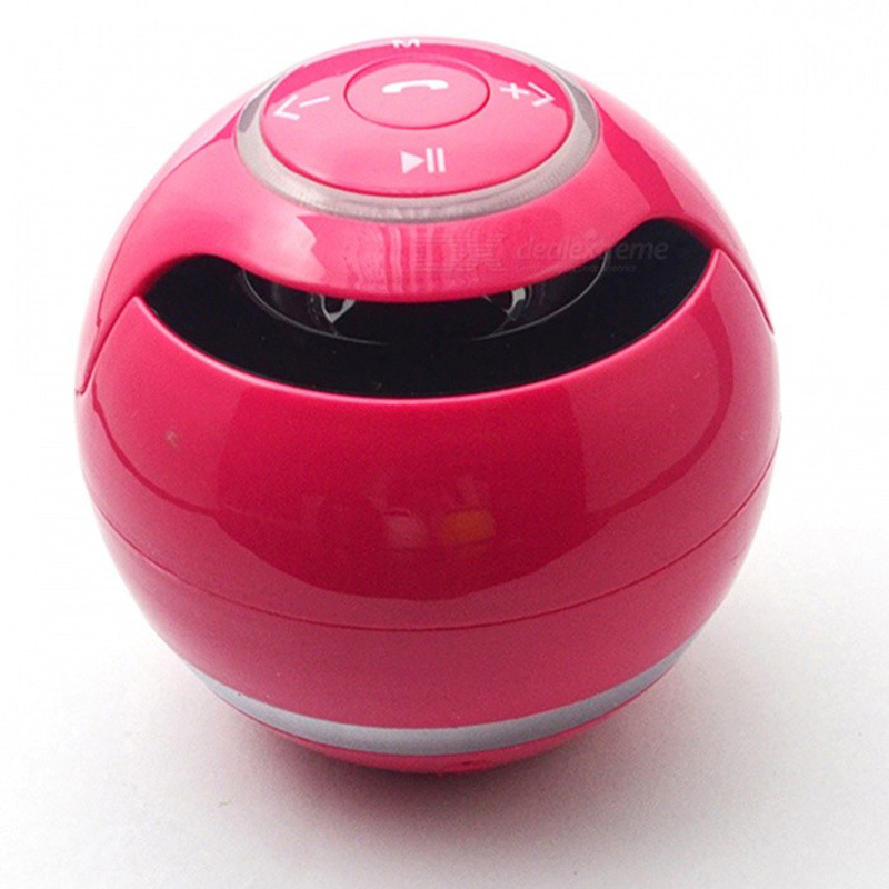 column led mini wireless bluetooth speaker with tf card support usb music player hand-free call support