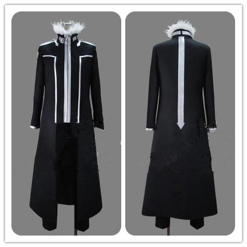 Anime Sword Art Online Kirito cosplay costume  Extra Edition Kirigaya Kazuto clothing