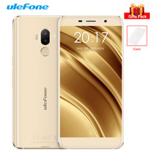 """Ulefone S8 Pro 4G Smartphone 13MP+5MP Dual Back Cams 5.3"""" HD Android 7.0 MTK6737 Quad Core 1.3GHz 2GB+16GB 3000mAh Mobile Phone"""