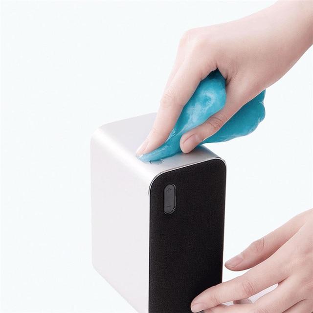 Youpin Clean n Fresh Sillicone Clean Glue Magic Washing Mud Tool Dust  Computer Keyboard Car Cleaning Rubber Antibacterial Gel