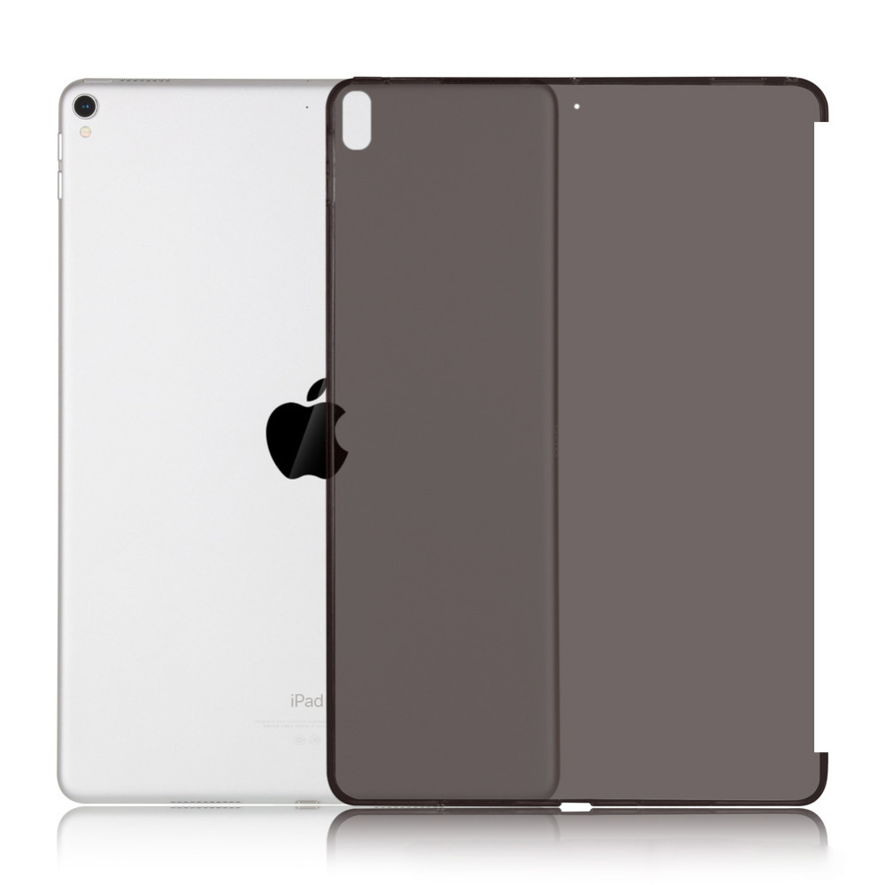 Case for iPad Pro 10 5 Lagava Soft Back Case Perfect Match With Smart Cover Keyboard Slim Fit Back Shell for 2017 New iPad Pro in Tablets e Books Case from Computer Office