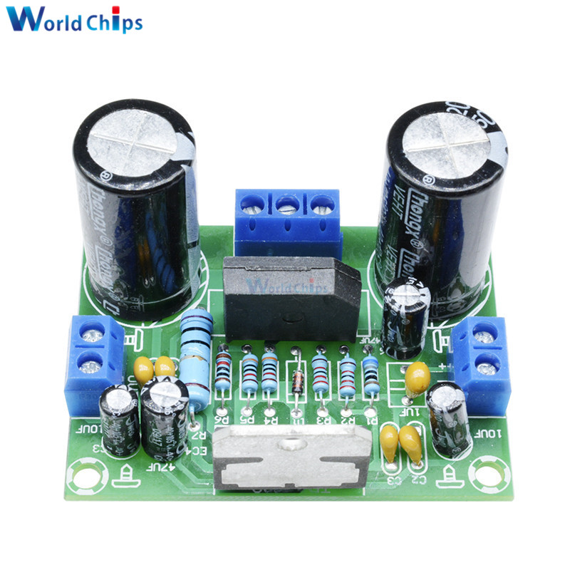 TDA7294 Mono Audio AMP Amplifier Board 8 ohms 70W DC 40 45V