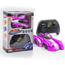 RC Cars Wall Climber Car Toys for Boys Kids Children Remote Control Glass Roof Floor Climbing Car Racing Car Toys Gift