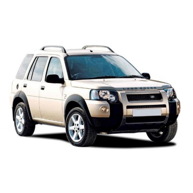 For Land Rover Freelander 1 Fog Lamp Front Rear Turn Signal Stop Tail Reverse Rear Fog Lights Bulb Bay15d BA15s 2pc