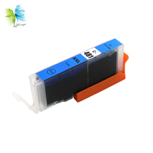 Winnerjet 5 Sets Compatible PGI-480 CLI-481 PGI480 Ink Cartridges for Canon TS5140 TS6140 Printers