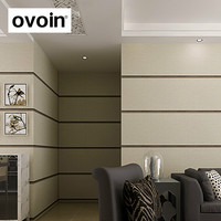 High Quality Non Woven 3D Effect Brick Stone Wallpaper Wall Paper Rolls Vertical For Living Room