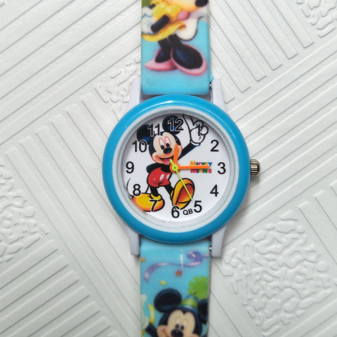 Cartoon mickey children watch digital electronic kids watches for boys girls gift Student clock Christmas gift child wristwatch Islamabad
