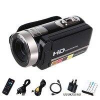 3 0 Digital Video Camera Rotatable LCD Screen Mini Camcorder 1080P Full HD 24 MP CMOS