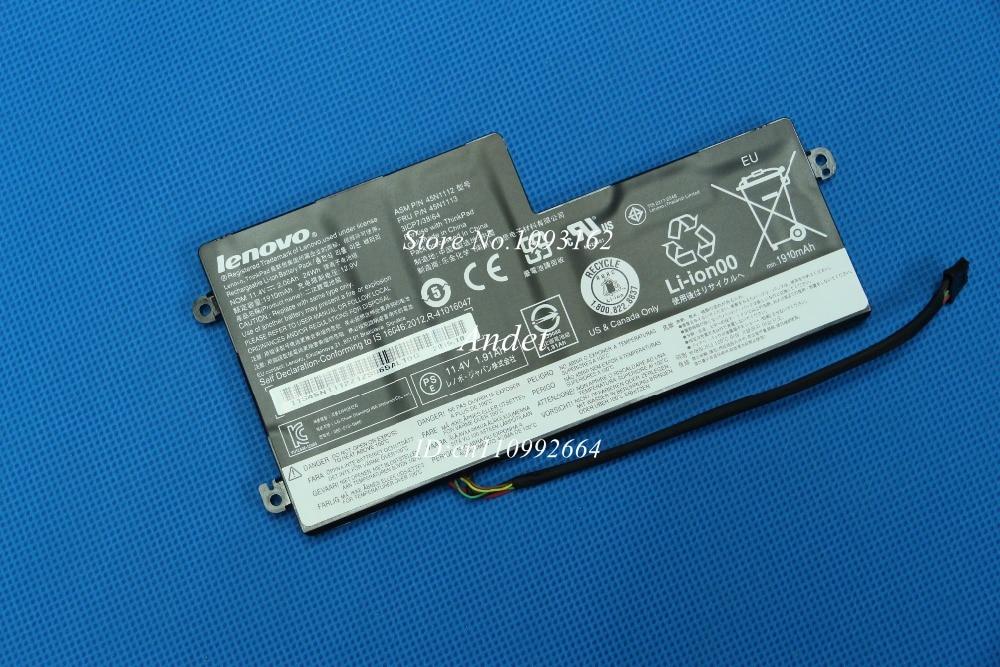 1910mAh 11.4V 24WH New Original Genuine <font><b>Battery</b></font> for Lenovo ThinkPad T440 T440S T450 T450S <font><b>X240</b></font> X250 X260 45N1110 45N1113