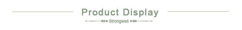Strongwell casa decoração de armazenamento lanche placa
