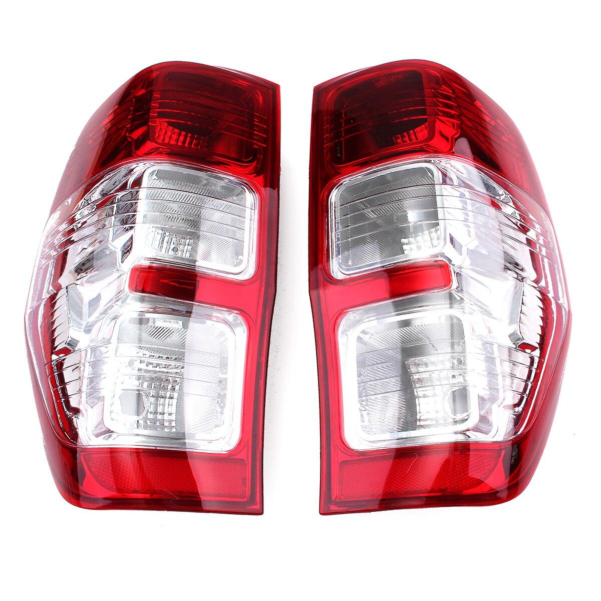 Ford Ranger T6 MK2 Wildtrak 4WD Chrome Fog Lamp Spot Light Cover Trim For 15