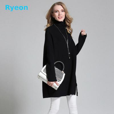 Ryeon Spring Winter Women Thick Turtle US  32.50. aeProduct.getSubject() Big  Size Turtleneck Sweater Dress ... f290b0164e5a