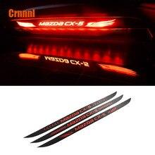 Car styling 1Pc Car rear brake light dedicated sticker Car Accessories For Mazda CX5 CX 5