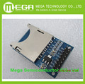Leitura e escrita módulo Módulo Slot para Cartão SD Soquete Leitor ARM MCU