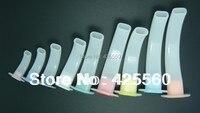 9 Pièces Jetables Blanc Code Couleur Tube D'intubation Gaz Guide Tube Pour Patients Livraison Gratuite
