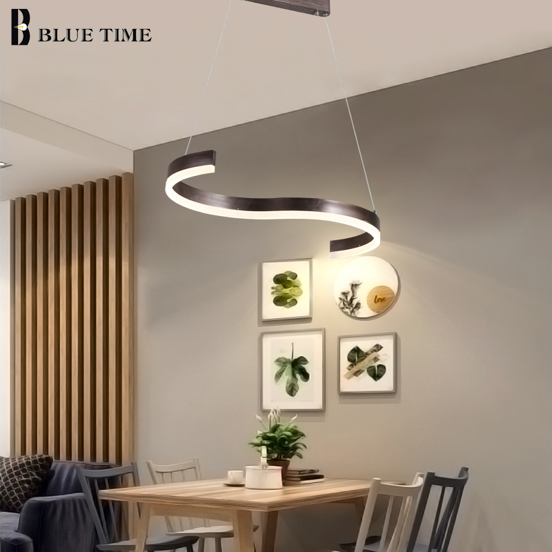 New S Modern LED pendant light for living room dining room bedroom acrylic iron body LED indoor Lighting pendant Lamp fixtures mediterranean candle pendant lamp iron pendant light living room dining room bedroom study room indoor lighting e14 lamp hold