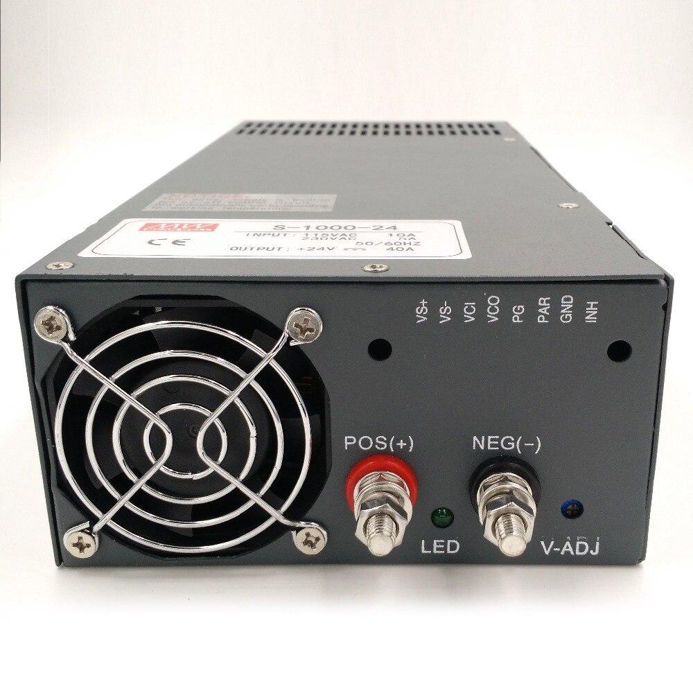 (S 1000 24) ac dc power converter 42a 24v 1000w dc power supply 24vdc 1000 watt