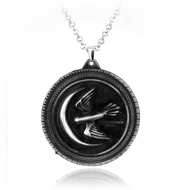 Fashionable Unisex Zinc Alloy Game of Thrones Necklace Jewelry