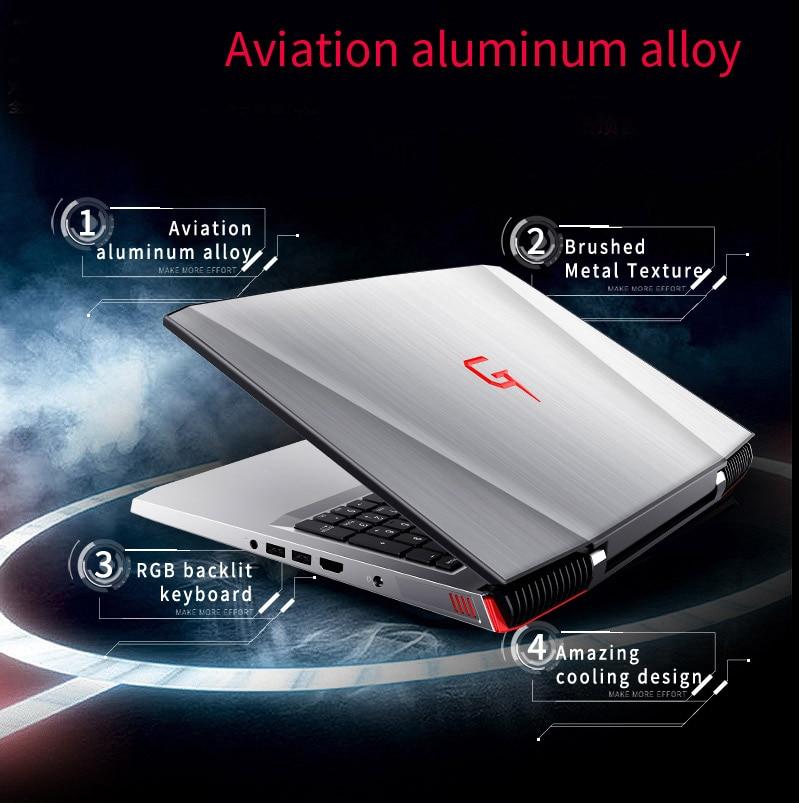 "HTB15OvTlNuTBuNkHFNRq6A9qpXaQ Bben Gaming G16 Notebook 15.6""computer with intel i7-7700HQ quad core NVIDIA GeForce GTX1060 16GB DDR4,M.2 256GB SSD,2TB HDD"