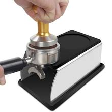 Прочная практичная подставка для кофе из нержавеющей стали силиконовая