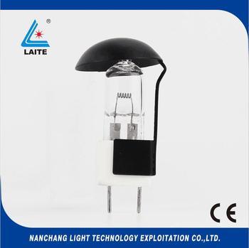 Хирургические лампы 24V40W G8 с черным зонтом 24 В 40 Вт Гуэрра 6704/1 галогенная лампа Бесплатная shipping-10pcs