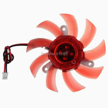 5 Pieces Gdstime Computer Graphics Cards Cooler Fan Colorful 75MM 12V Replacements for VGA VIDEO CARD GPU