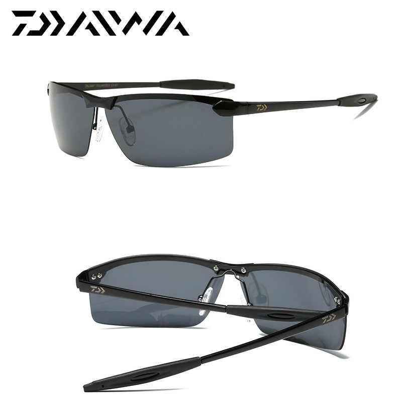 f90e0b0fc2b9 ... Daiwa outdoor sports fishing sunglasses men or women fishing glasses  Cycling climbing sunglasses with resin objective ...