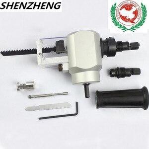 Image 1 - Cutter Tool Turbo Schaar Op Nozzle Boor Voor Metalen Elektrische Schroevendraaier Bit Tico Jig Saw Metalen Tip Plaatwerk
