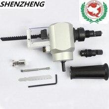Cutter Tool turbo Scissors ON NOZZLE DRILL BIT FOR METAL ELEctric SCREwdriver BIT Tico Jig saw metal tip sheet metal