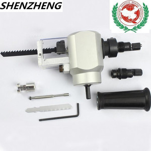 Image 1 - Herramienta de corte turbo, tijeras en la boquilla, broca para destornillador eléctrico de METAL, punta de sierra de calar Tico, hoja de metal