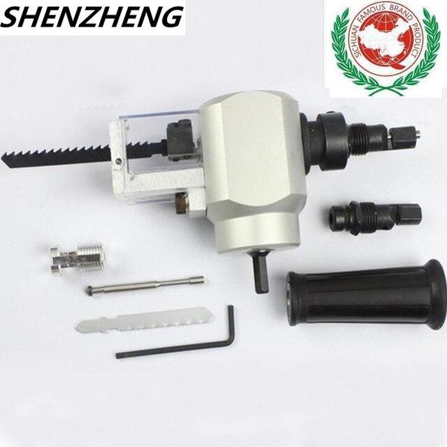 Herramienta de corte turbo, tijeras en la boquilla, broca para destornillador eléctrico de METAL, punta de sierra de calar Tico, hoja de metal