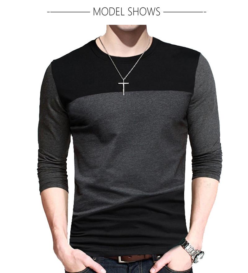 Korean Long Sleeve T-Shirt