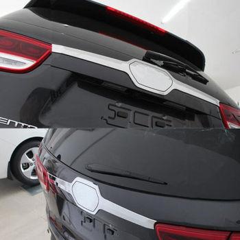 Porta Di Coda Finiture Decorative Per Kia Sorento L 2015 Di Sport Versione Telaio Abs