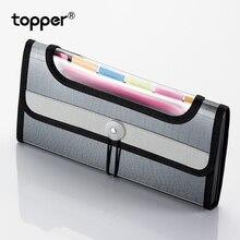 Расширяющийся кошелек, А6, сумка для файлов, для чеков, бизнес-офиса, сумка для файлов, папка для файлов, офисные принадлежности