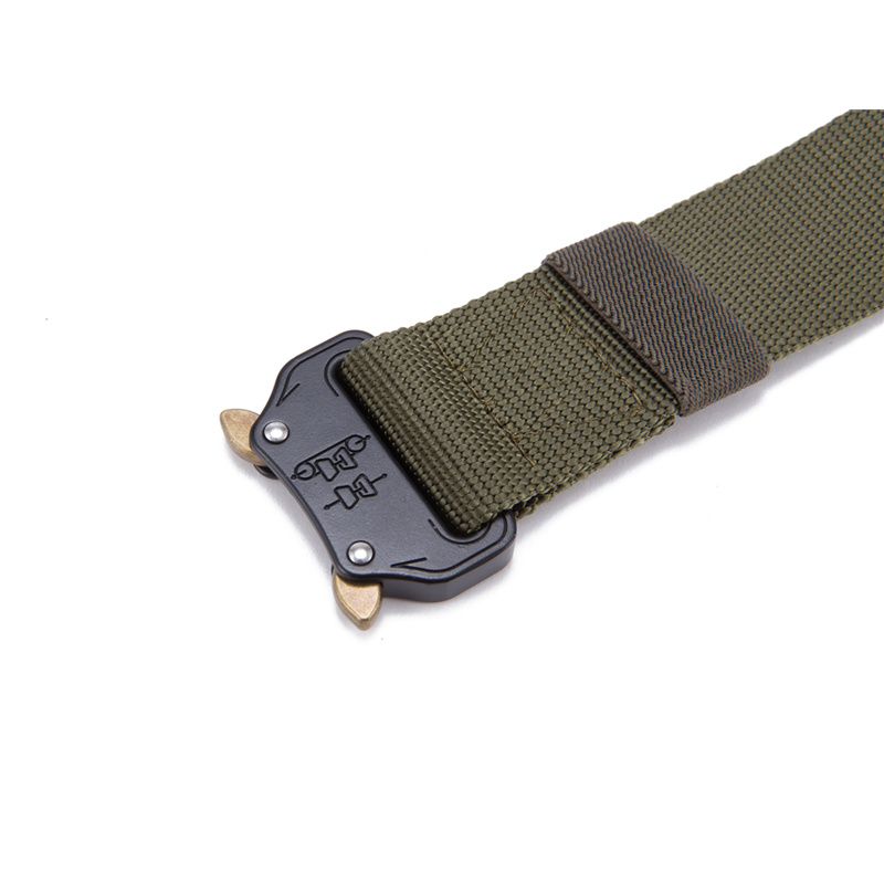 🛒 New Nylon Belt Men Army Tactical Belt Molle Military SWAT