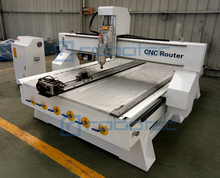 3.0kw 4.5kw water cooled spindle 1325 1530 2040  3d wood working cnc machine, 4 axis cnc milling machine