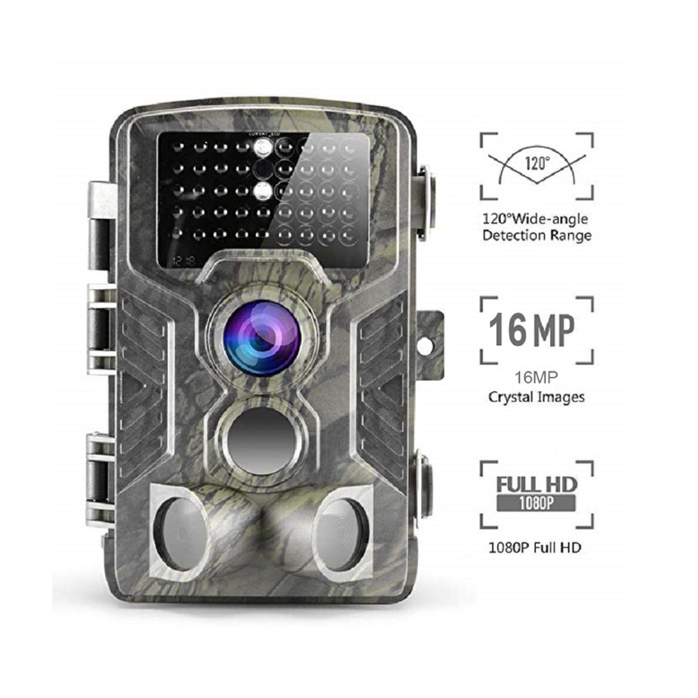 HC800A Trail hunting game camera hunting foto trap animal cam scout deer feeder chasse trampas para cazar security guard ghost|Hunting Cameras| |  - title=