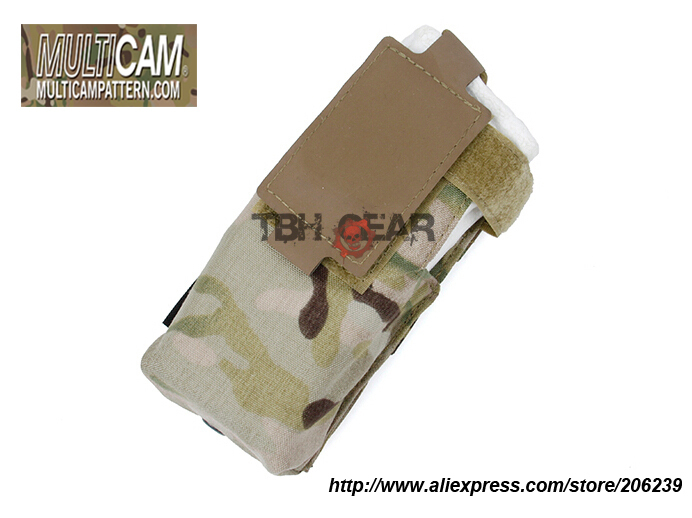 TMC Patrol Radio Pouch Multipurpose Double M4 Mag Pouch Genuine Multicam Pouch Free shipping SKU12050640