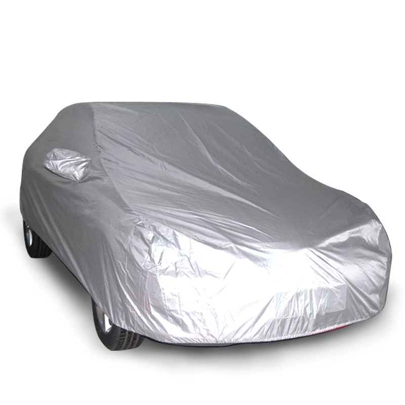 Increase the thickness of Car covers fit for Solaris RIO Duster Polo Almera Clio IV C4