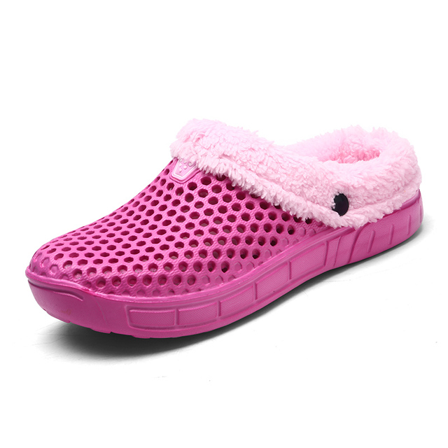 womens winter clogs mens garden shoes eva waterproof slippers clogs for men women clog man candy - Mens Garden Shoes