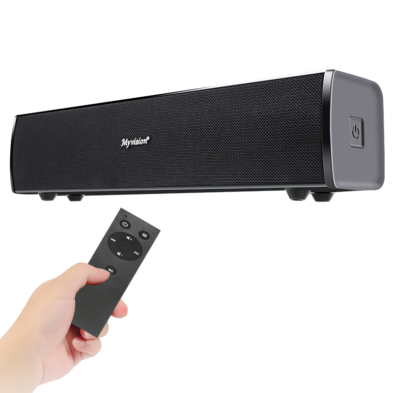 Soundbar 30W Sound Bar Home Theater Surround Sound Box With Wireless Bluetooth And Wired Connection Touch And Remote Control TVSoundbar 30W Sound Bar Home Theater Surround Sound Box With Wireless Bluetooth And Wired Connection Touch And Remote Control TV