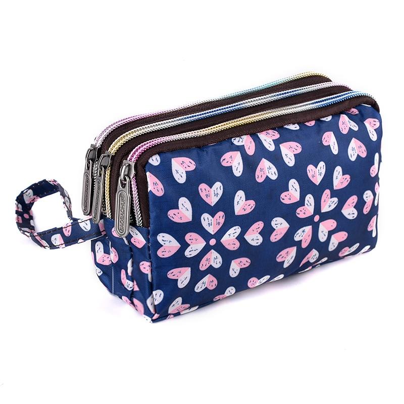 Women's Wallets Purse Clutch-Phone-Bag Zipper Female Cute Handbag Credit-Card-Holder