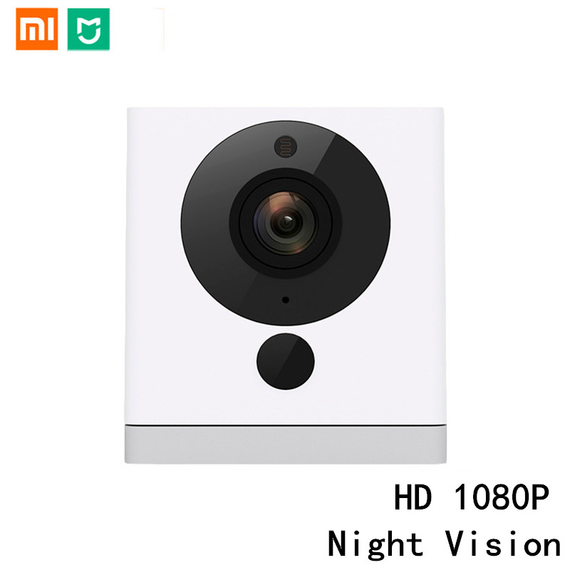 US $20 04 8% OFF|Xiaomi xiaofang 1s HD 1080P Wifi camera mijia IP camera  Night Vision wireless surveillance camera for home security baby monitor-in